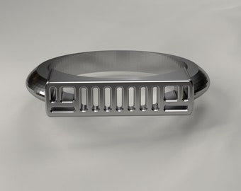 ZJ Jeep grill ring