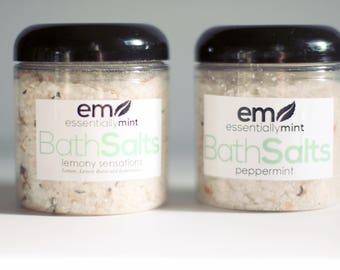 Bath Salt, Natural Bath Salts, Bath Soak, Bath Gift, Gift for her, relaxation, soothing