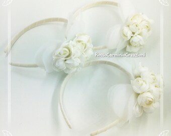 Circle First White Communion