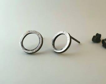 Earrings Mini Cercles