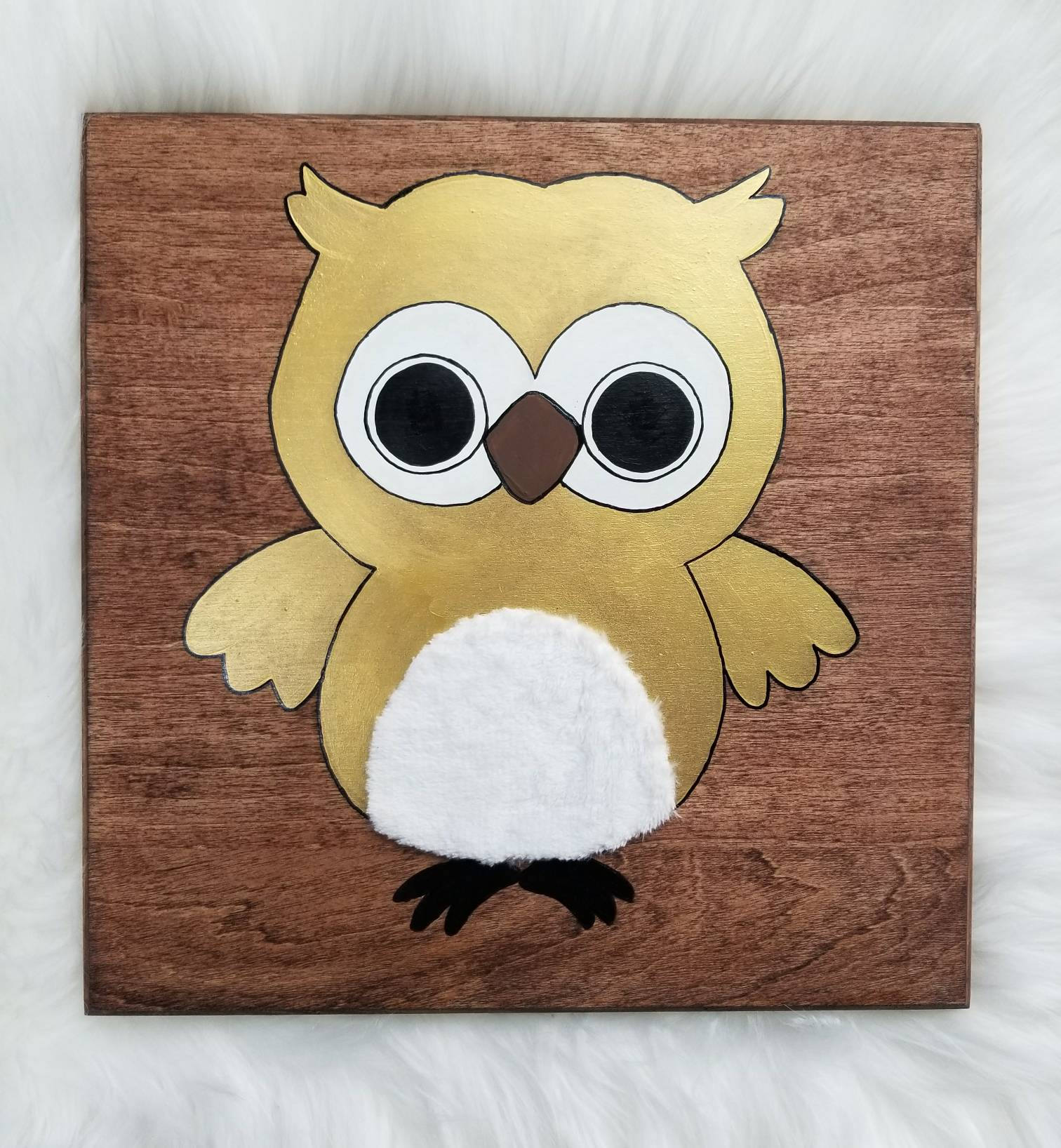 Old Fashioned Owl Nursery Wall Art Collection - Wall Art Collections ...