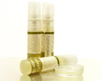 Coconut Massage Oil, Sample, Massage Oil, Body Oil, Organic Coconut Oil, Natural Body Oil, Natural Massage Oil, Natural Skincare