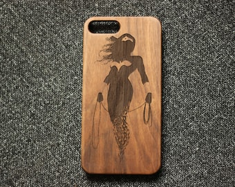 Wonder woman phone 7 case,wonder woman iphone 6 case,wood iphone 7 plus case,wood iphone 6S case, iphone 7 case,iphone 5s case