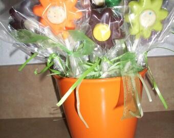Lollipop Flower Bouqet