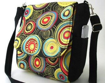 black backpack converts to crossbody bag ,colorful bag, black messenger, tote bag , fabric handbag, shoulder purse