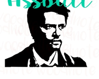 Supernatural Castiel SVG Assbuttt Cas The Angel Digital File