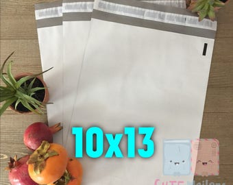 100 pcs 10x13 Poly Mailers