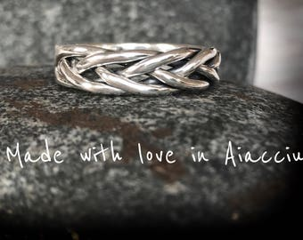High quality STERLING 925 Silver men ring