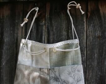 Woodland Drawstring Bag