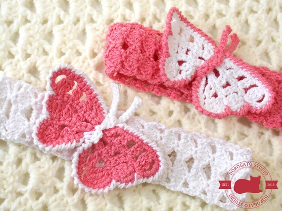Crochet Headband Pattern, Tutorial Pattern, Princess Headband ...