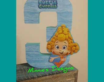 Bubble Guppies birthday,Bubble guppies favors,bubble guppies birthday shirt,Bubble guppies invites,Bubble guppies party,Bubble guppies props