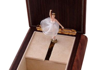 Ballerina music box Etsy