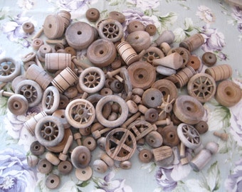 Wood craft parts / pieces of wood