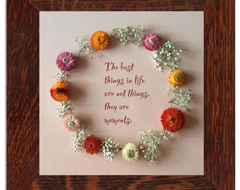 Flower Image - The best things in life...
