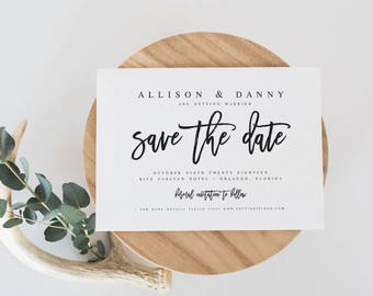Save the date | Etsy