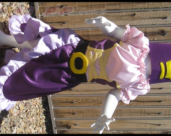 Pirate Princess Costume Inspired by Jake and the Neverland Pirates - Satin Collection - Custom Order