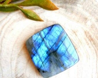 Labradorite stone, Cabochon Labradorite gemstone, Labradorite, natural Labradorite, Plain Labradorite. Free shape, Stones for macrame. L116