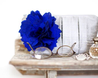 Bridesmaid Proposal. Bridesmaid Ask. Silk Bridesmaid Purse. Bridesmaid Gift. Blue Bridesmaid Clutch. Personalized Bridesmaid Gift. Gift Idea