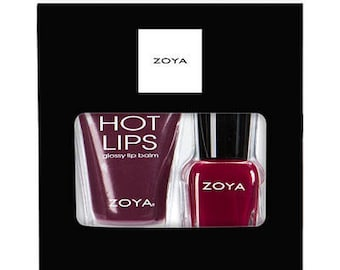 Zoya Color Cube: Seasons Greetings