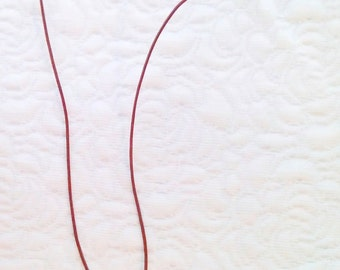 Pendant Leather, Ceramic Pendant, Leather Necklace, Crystal Necklace, Ceramic Necklace, Women Gift, Gift Her, Gift Idea, Christmas Gift