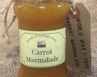 Carrot marmalade   212ml