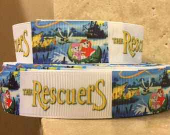 5 YDS The Rescuers Ribbon