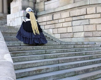 Gosick - Victorique cosplay