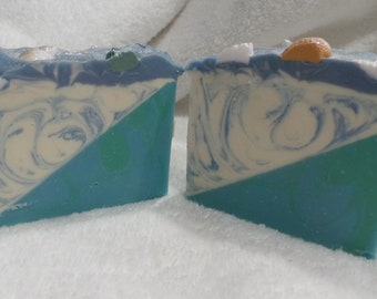 Ocean's Hope Artisan Cold Processed Soap