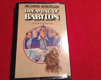 Dreaming of Babylon, 1977 edition