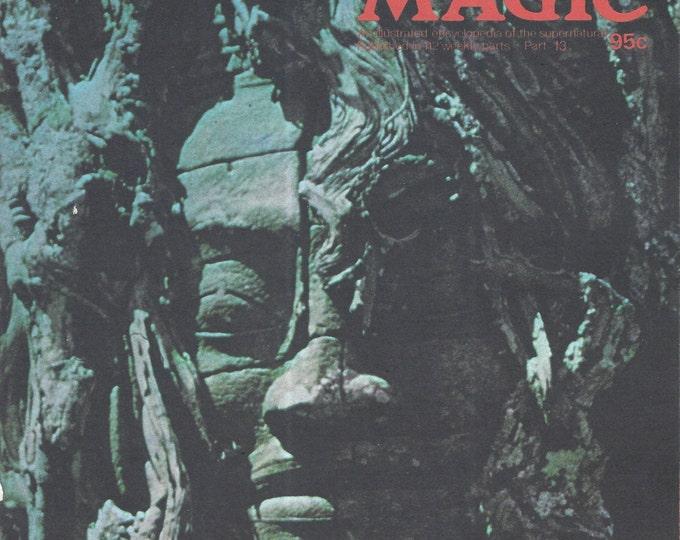 Man, Myth and Magic Part 13 Magazine by Richard Cavendish 1970