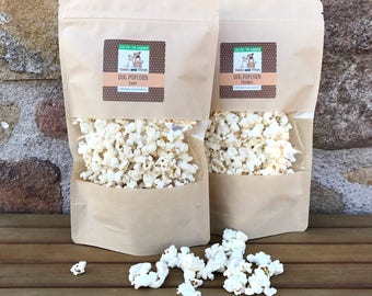 Dog popcorn, popcorn for dogs, popping corn, cinema treats, natural dog treats, chicken treats, liver treats, natural popcorn for dogs, corn