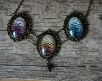 Dragon Egg Collier