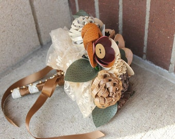 12 Stem Upcycled Bouquet