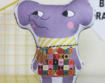 Elephant Softie ,plush, soft toy