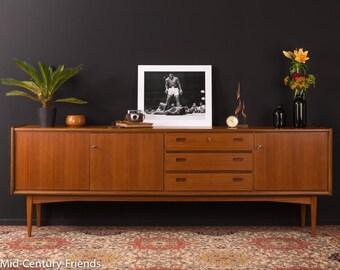 60s sideboard, dresser 50s, Bartels, Vintage (805001)