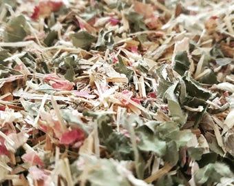 Libido & Flow Women's Shakti Organic Tea | Womb Wisdom | Divine Feminine Ritual | Priestess Blessed | International Shipping