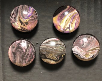 Unique abstract magnets (5)
