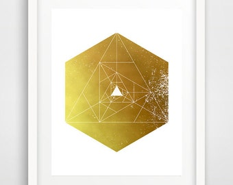 70cm x 50cm world map large world map art pink world map gold hexagon sacred geometry art wall prints gallery wall geometric art gumiabroncs Image collections