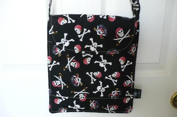 Pirate Hip Adjustable Diaper Bag