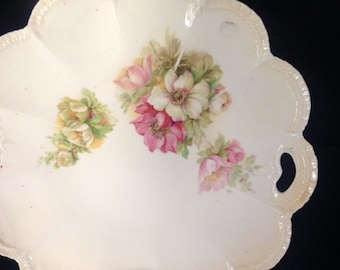 RS Prussia Serving Plate with Handles