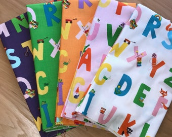 Kinder - Alphabet bundle