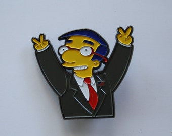 The Richard Milhouse Nixon Lapel Pin