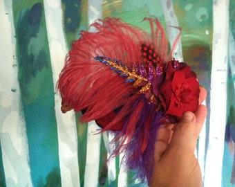 Custom 7 piece jewel tones wedding order for SUSAN