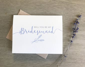 Bridesmaid - Greeting Card Pack