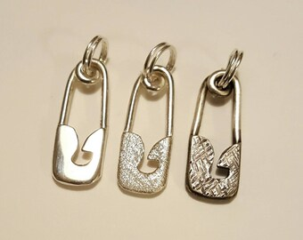 Safety Pin Solidarity Charm- ACLU donation