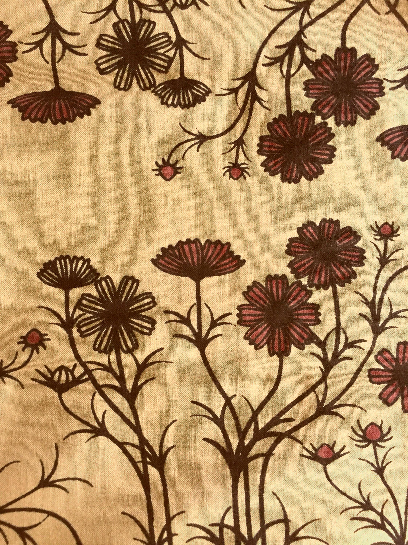 Japanese Tenugui Cotton Towel Fabric Hand Dyed Fabric
