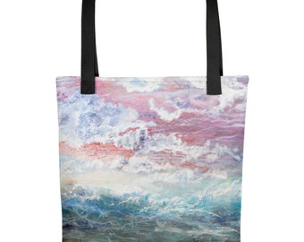 Wave of Life Tote