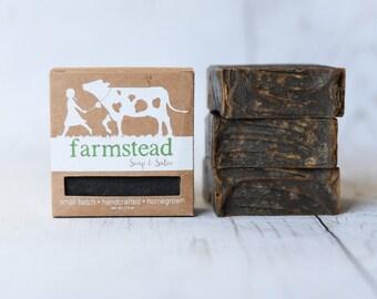 Cedarwood Pine Tar Soap