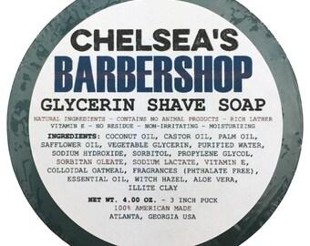 Chelsea's Barbershop Shaving Soap