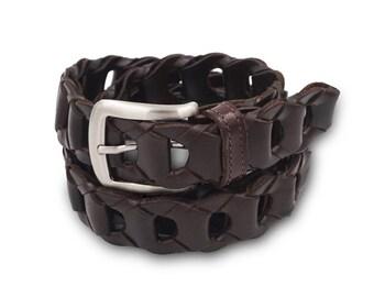 Braided Belts Art. Tondino Medio